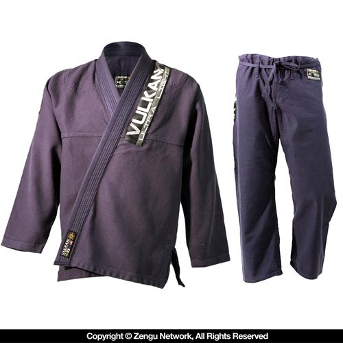 Vulkan Vulkan Ultra Light Navy BJJ Gi